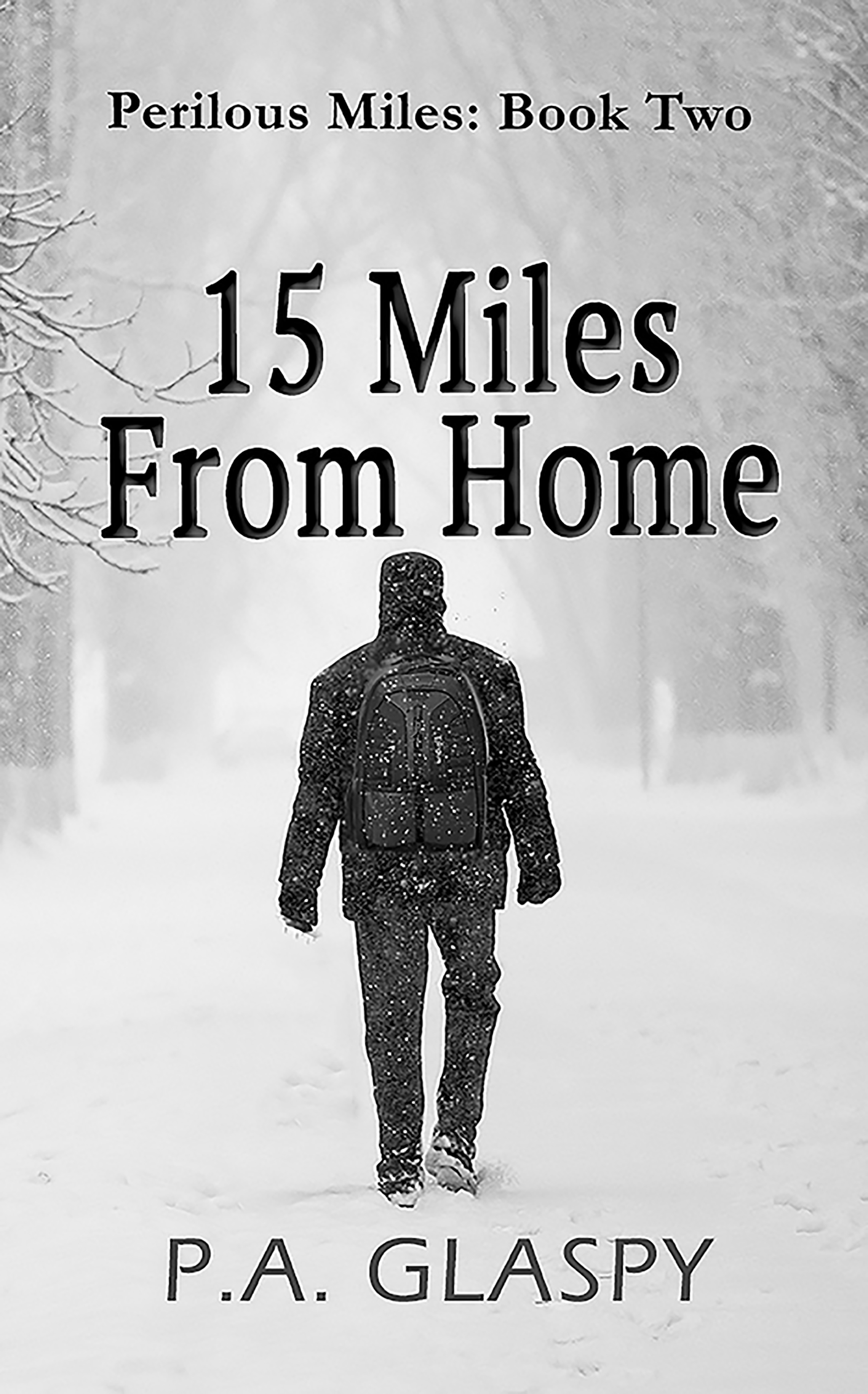 15 Miles From Home - Perilous Miles Book 2